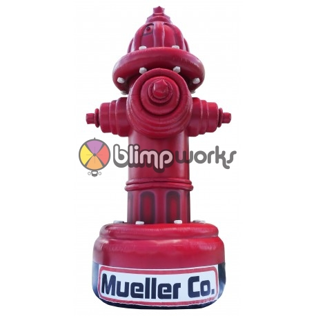 Inflatable Hydrant
