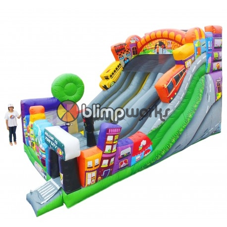 Fun City Slide
