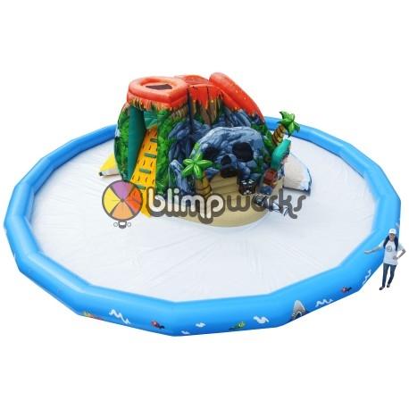 Treasure island Water Fun
