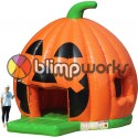 Inflatable Pumpkin Bouncer