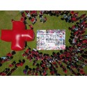 Inflatable Red Cross
