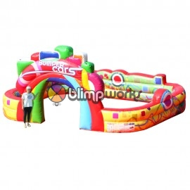 Inflatable Bumpers Track SM