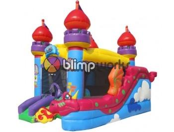 Bouncer Slide Combos, Castle Combo,