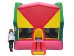 Bounce Houses, 13 x 13 EZ Module Bounce House, The Inflatable Depot