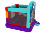 Bouncer Slide Combos, Bouncer with Slide Under Sea, BE Bounce Houses