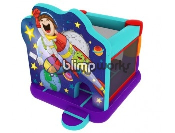 Bouncer Slide Combos, Bouncer with Slide Space, BE Bounce Houses