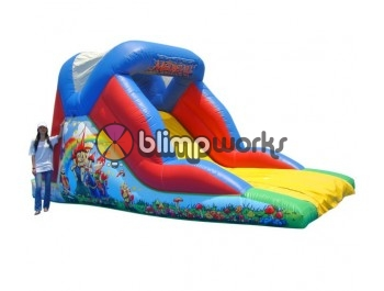Inflatable Slides, Medieval Slide, The Inflatable Depot