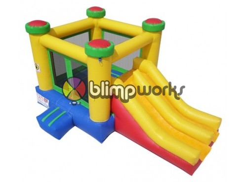 Double Slide Bouncer