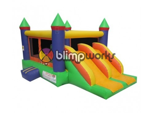 Double slide Castle