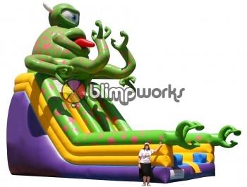 Eye Monster Slide
