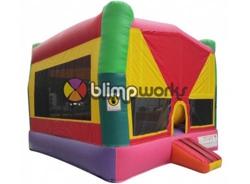 15 x 15 EZ Module Bounce House