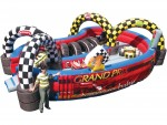 Baby Auto Race