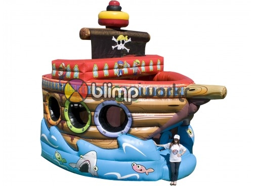 Pirate Ship Bouncer