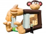 Monkey Foot Bouncer ST