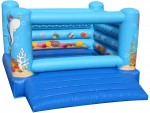 Aqua Jungle Bouncer
