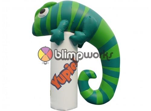 Inflatable Chamaleon