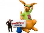 Inflatable Kangaroo III