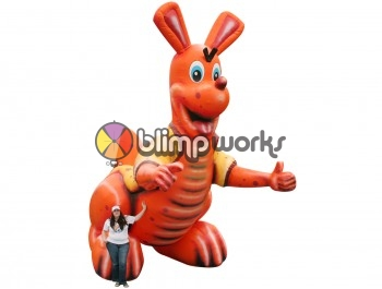 Inflatable Kangaroo IV