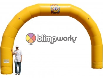 Inflatable Arch Magic