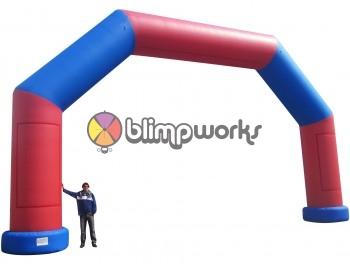 Inflatable Medium Arch