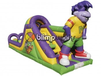 Inflatable MJ Obs Course
