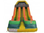 Inflatable Slides, 20' EZ Dual Lane Slide, The Inflatable Depot