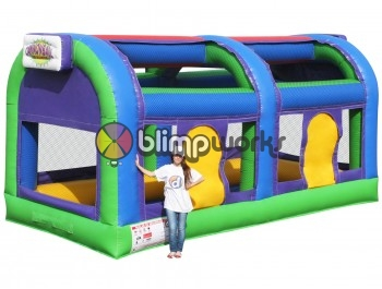 Inflatable Cannonball