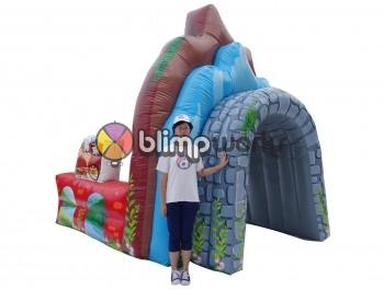 Inflatable Small Tunnel