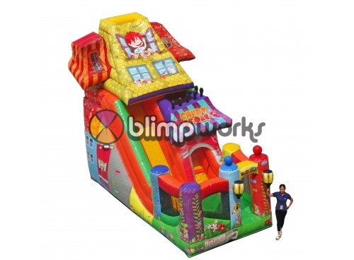 Fun House Slide