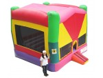 Sin Fotos Depot, 13 x 13 EZ Module Bounce House, The Inflatable Depot