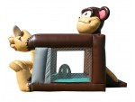 Sin Fotos Depot, Foot Bouncer monkey, The Inflatable Depot