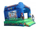 Bounce Houses, Medieval Bouncer, The Inflatable Depot