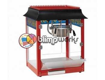 Concession Machines, 6oz Popcorn Machine,
