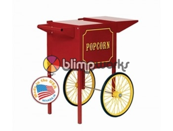 Concession Machines, Small Cart - For 4oz Popcorn Popper,