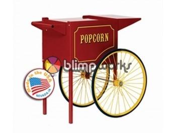 Concession Machines, Medium Cart- For 6oz & 8oz Popcorn,