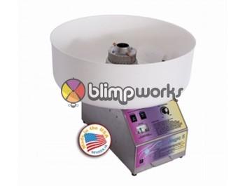 Concession Machines,  Cotton Candy Machine W/Plastic Bowl,