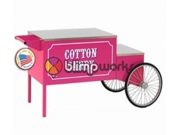 Concession Machines, Cotton Candy Cart,