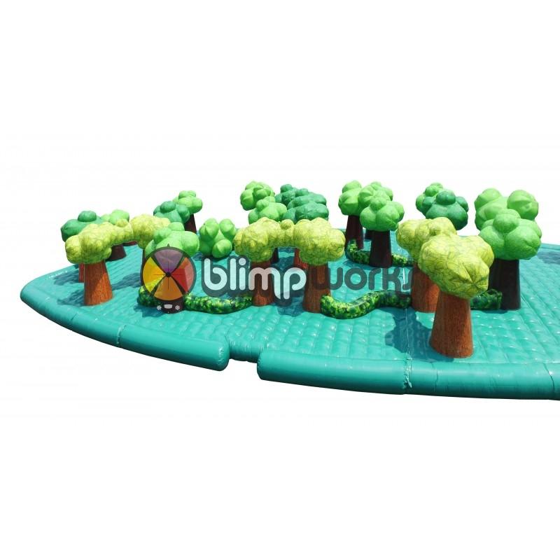 Inflatable Giant Forest - Blimpworks Argentina