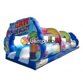 Inflatable Slip Car Wash