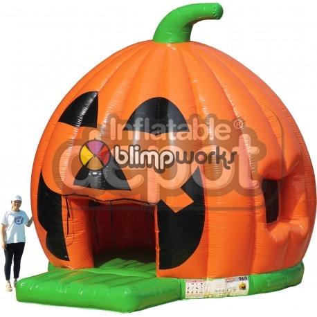 Inflatable Pumpkin Bouncer