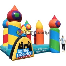 Inflatable BBA Photo Booth