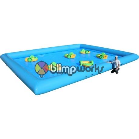 Inflatable Kiddie Boats Pool