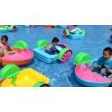 Inflatabale Kiddie Boats Pool