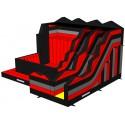 Inflatable Foam Pit FreeFall & Slide