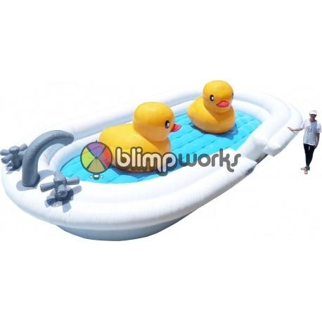 BABY RUBBER DUCKY BATH