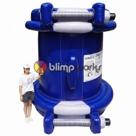 Inflatable Coupling Replica