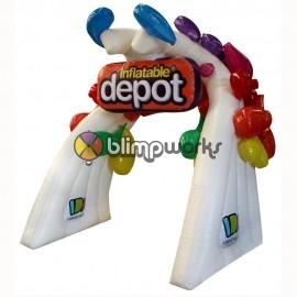 Inflatable Art Gateway