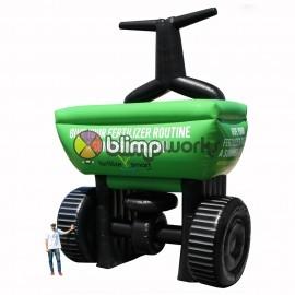 Inflatable Fertilizer