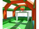 Sport Games, Soccer Court, BE Bounce Houses