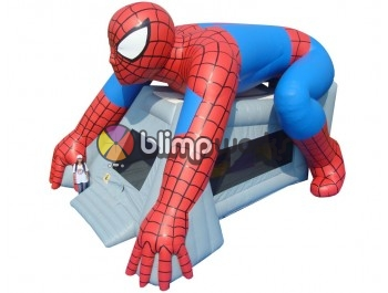 Bounce Houses + Combo Slides, Spiderman, The Inflatable Depot